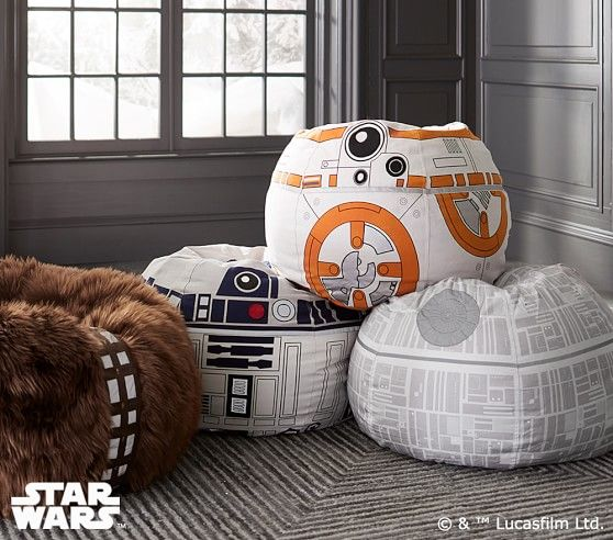 Star Wars Interior Design Bean Bags