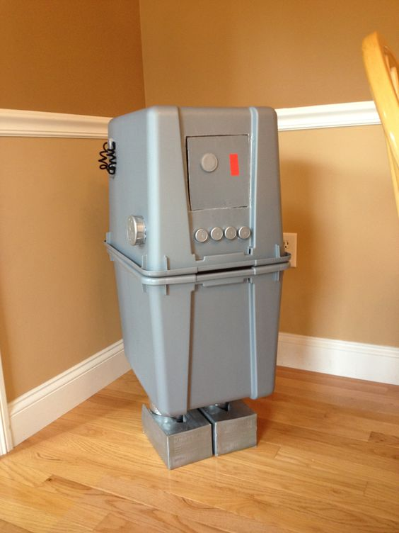 Star Wars Interior Design Gonk Droid Hamper
