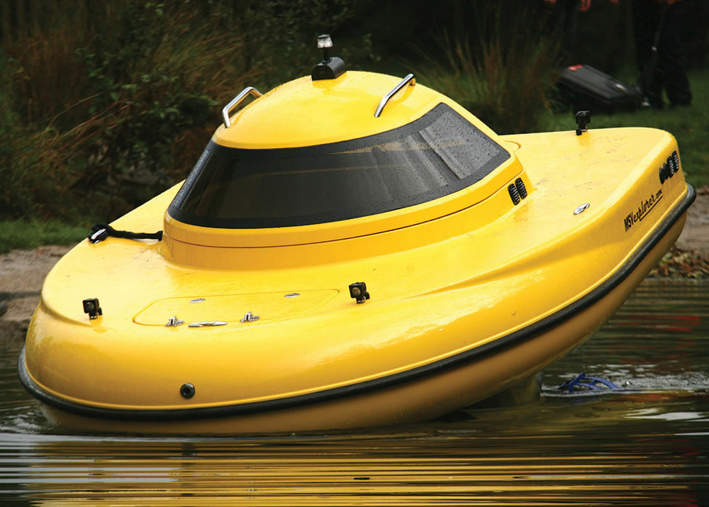 Amphibious Subsurface Watercraft Article Image 2