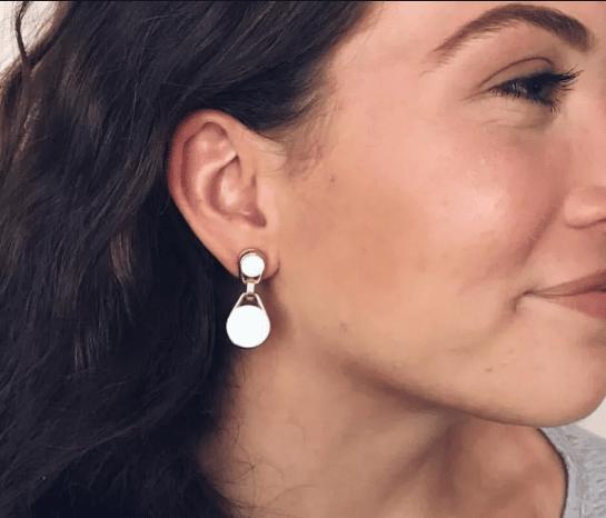 Hi Tech Earrings Fashion Electric