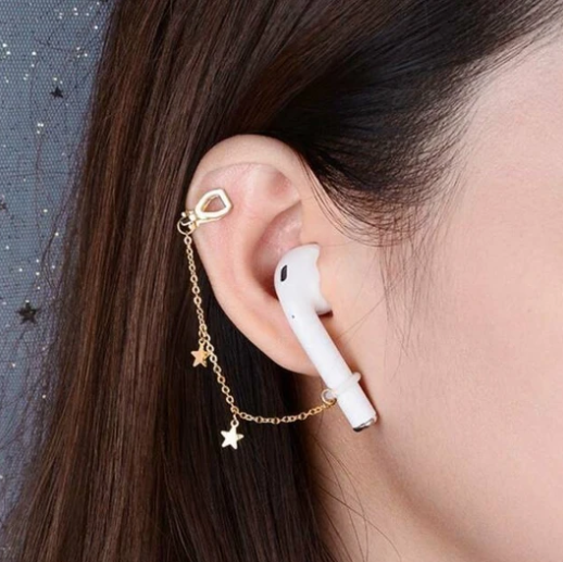 Hi Tech Earrings Fashion wantsies