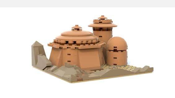 Article Image 13 - Jabba's Palace Mini Set