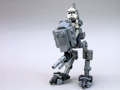 Article Image 8 - AT-RT Walker Mini Set
