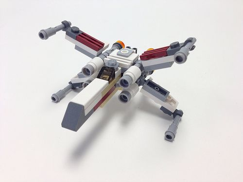 Article Image 9 - X-Wing Starfighter Mini Set