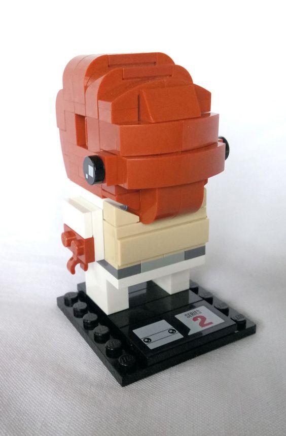 Custom Brickheadz Admiral Ackbar Article Image 6