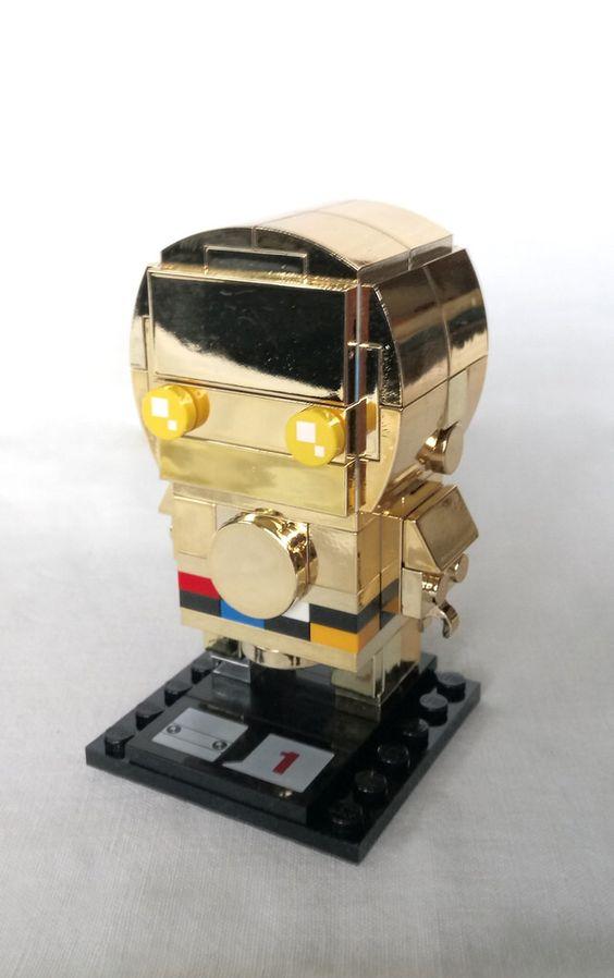 Custom Brickheadz C-3PO Article Image 22