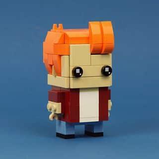 Custom Brickheadz Futurama II Article Image 3