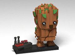 Custom Brickheadz Groot Article Image 24