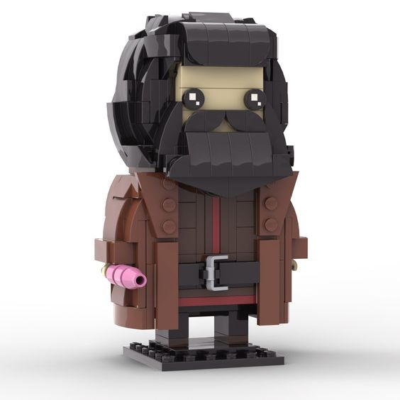 Custom Brickheadz Hagrid Article Image 13
