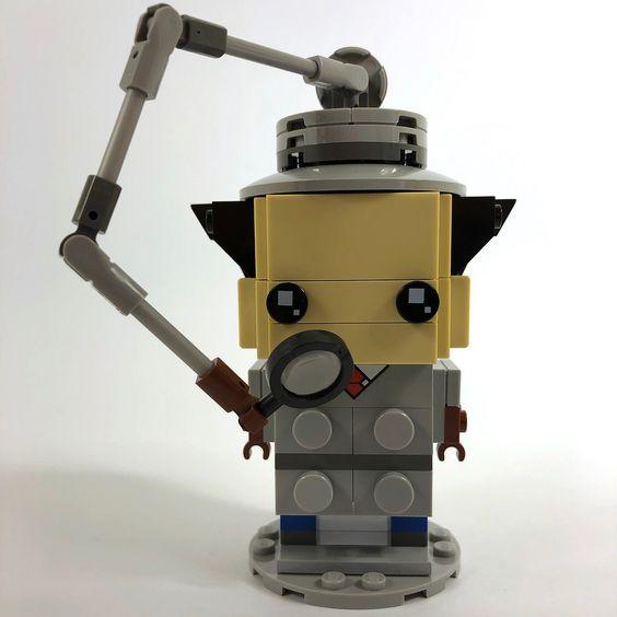 Custom Brickheadz Inspector Gadget Article Image 15
