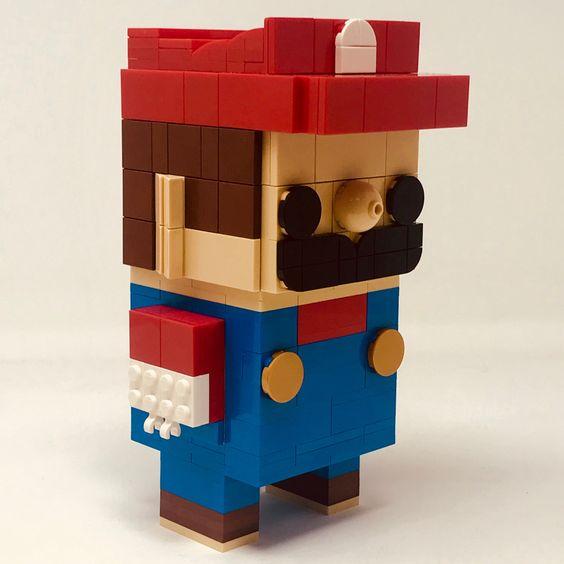 Custom Brickheadz Super Mario Article Image 4