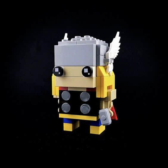 Custom Brickheadz Thor Article Image 11