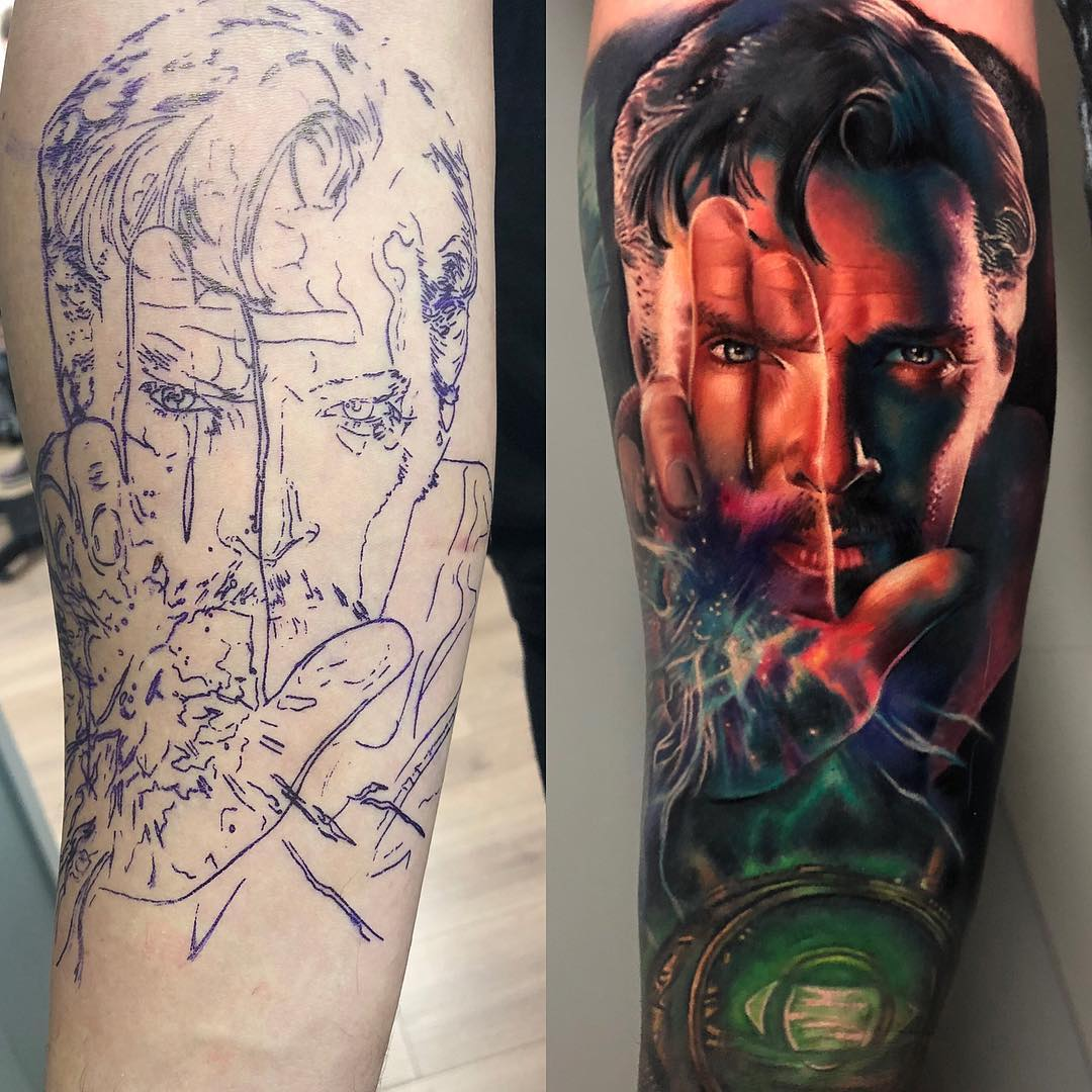 Epic Tattoos Lifestyle Geek Image14