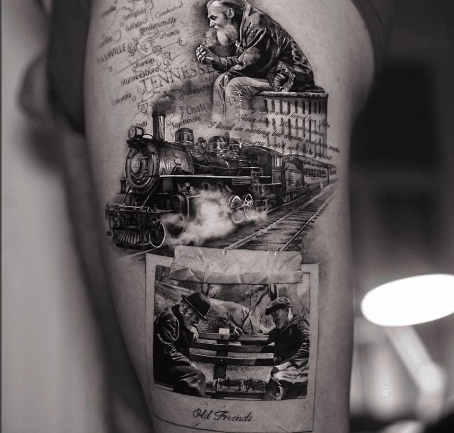 Epic Tattoos Lifestyle Geek Image3