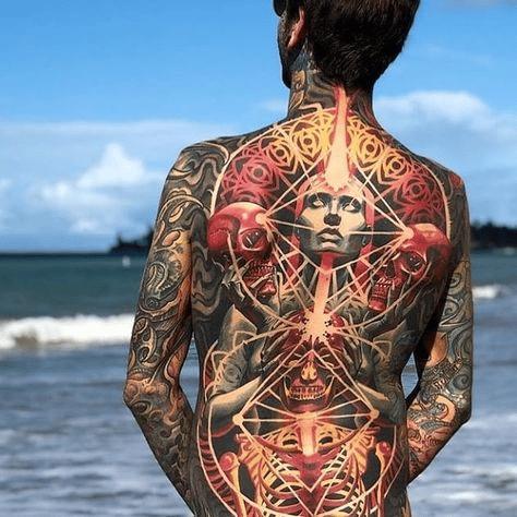 Epic Tattoos Lifestyle Geek Image4