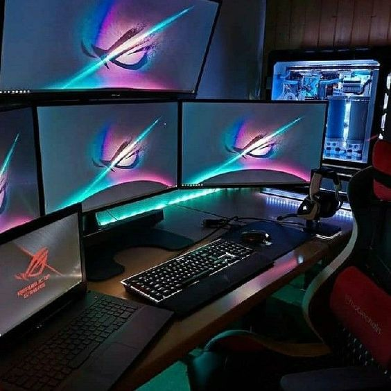 Insane Computer Setup Article Image 4